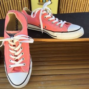 Converse All Star Classic Canvas Lace Up Sneakers